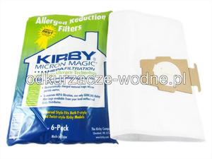 WOREK KIRBY G10 MICRON MAGIC HEPA 1 sztuka FILTRATION ALLERGEN TECHNOLOGY K-204811